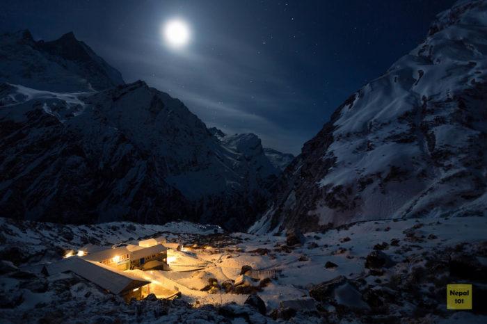 Poon Hill + Annapurna Base Camp trek (Annapurna Sanctuary Trek)